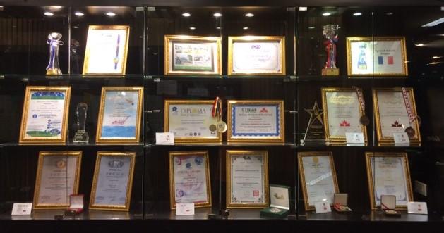 รางวัลต่างๆ ของ CCI Champ of Champ Innovation