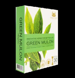 Green Mulon กรีนมูลอน ลดอาการภูมิแพ้ ช่วยทำให้อาการภูมิแพ้ดีขึ้น
