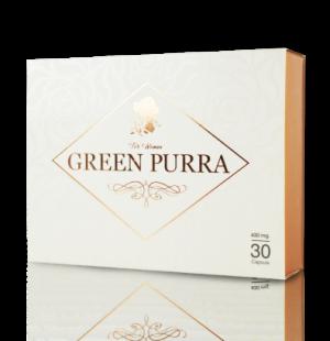 Green Purra กรีนเพอร่า อาหารเสริมสำหรับผู้หญิง สมุนไพรบำรุงวัยทอง ลดปัญหาวัยทอง
